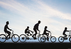 bicycling benefits