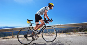 bicycling for mental health
